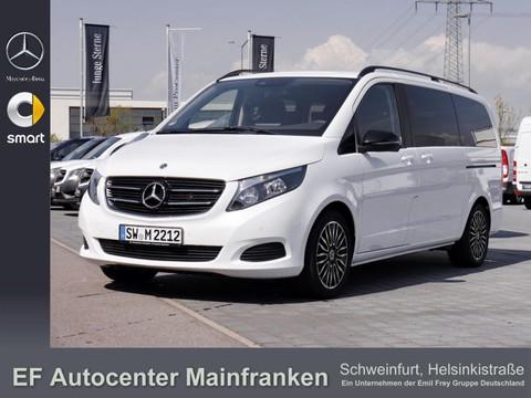 Mercedes V 220 d lang