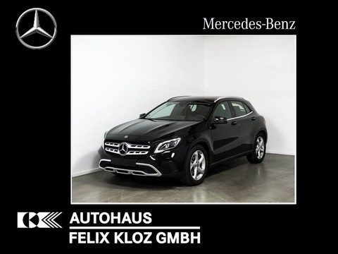 Mercedes-Benz GLA 200 Urban Easy-Pack Laderaum