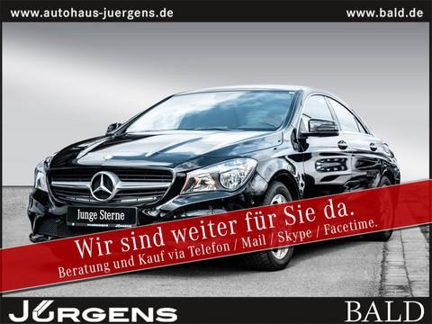 Mercedes-Benz CLA 180 Coupé 16