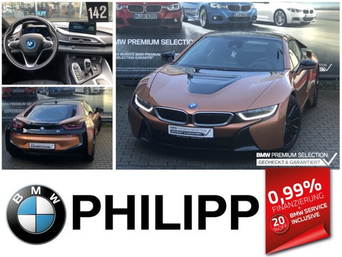 BMW i8 Coupé HK HiFi Prof