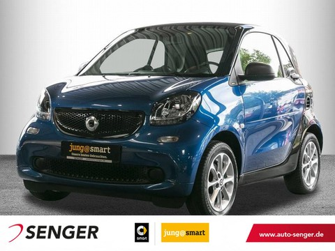 smart ForTwo coupé Passion Komfort