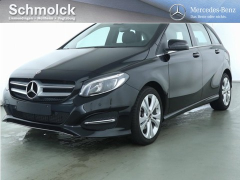 Mercedes B 200 Urban Business-P Media-Displ