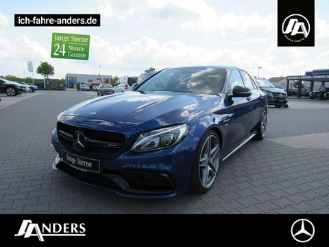 Mercedes-Benz C 63 AMG Sitzklima ° Memo