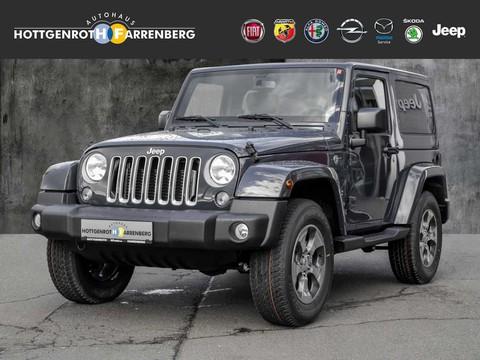 Jeep Wrangler 2.8 Hard-Top CRD Automatik MY17 Sahara