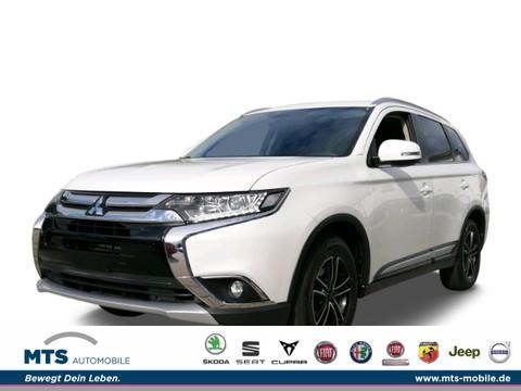 Mitsubishi Outlander 2.0 MIVEC Edition 100