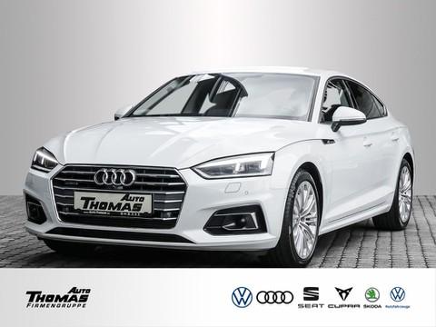 "Audi A5 2.0 TFSI quattro Sportback ""Sport"""