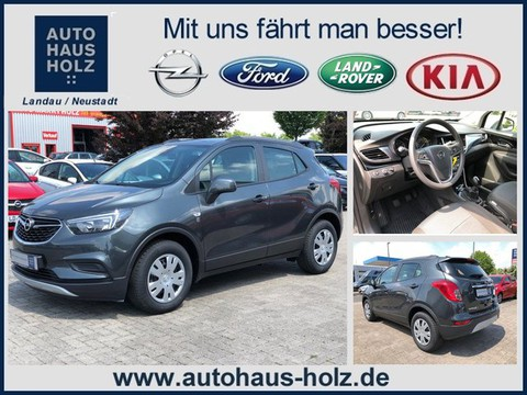Opel Mokka X Selection