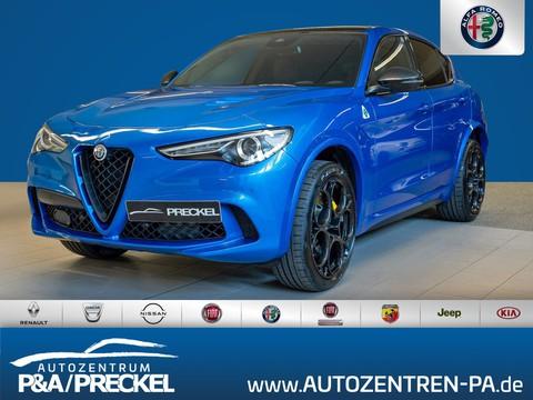 Alfa Romeo Stelvio 2.9 Quadrifoglio Bi-Turbo Assistenz PSD