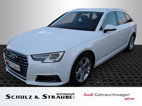 Audi A4 2.0 TDI Avant ultra sport