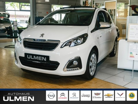 Peugeot 108 TOP Active STYLE 68PS 3T