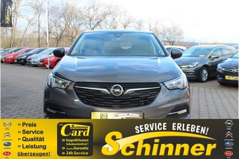 Opel Grandland X 1.2 Edition