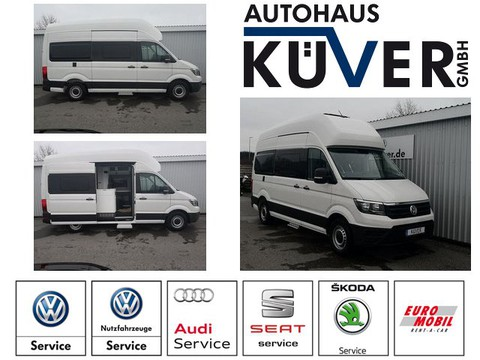Volkswagen California 2.0 TDI Grand California 600 Hochbett