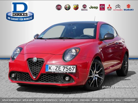Alfa Romeo MiTo 1.4 TB 16V MultiAir TCT Veloce