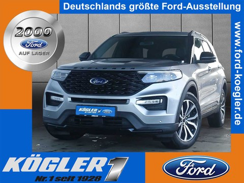 Ford Explorer 3.0 Plug-In-Hybrid ST-Line