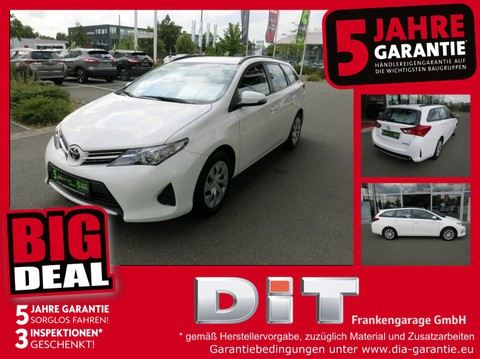 Toyota Auris Touring Sports 1.3 3 Dual-VVT-i Cool