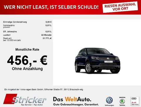 Volkswagen Touareg 3.0 TDI $456 - ohne Anzahlung Neu 93 635
