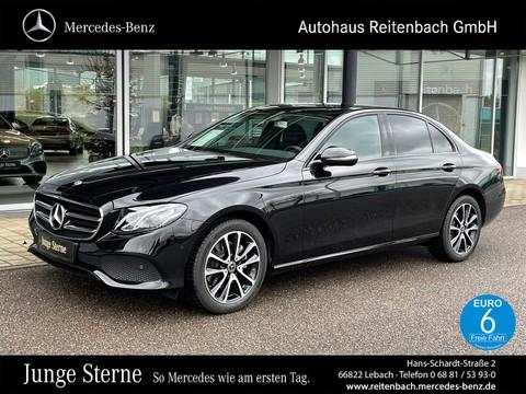 Mercedes-Benz E 200 NIGHT