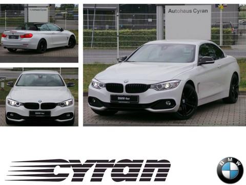 BMW 428 i Cabrio Sport Line