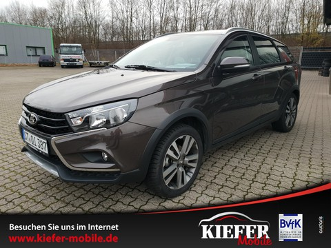 Lada Vesta 1.6 SW Cross Luxus | | | 4 x |