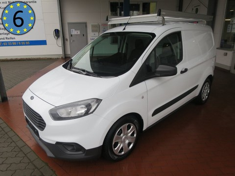 Ford Transit Courier 1.0 EcoBoost Dachgallerie