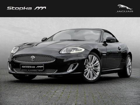 Jaguar XK Cabrio PORTFOLIO Performance-Sitze B&W