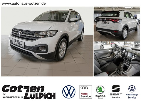 Volkswagen T-Cross 1.0 TSI Life Paket Licht
