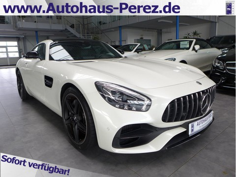 Mercedes-Benz AMG GT NIGHT-PERFO ABGAS--