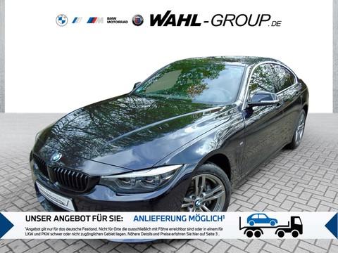 BMW 435 d xDrive Gran Coupé M Sportpaket Prof