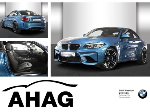 BMW M2 Coupe M Drivers Package Harman