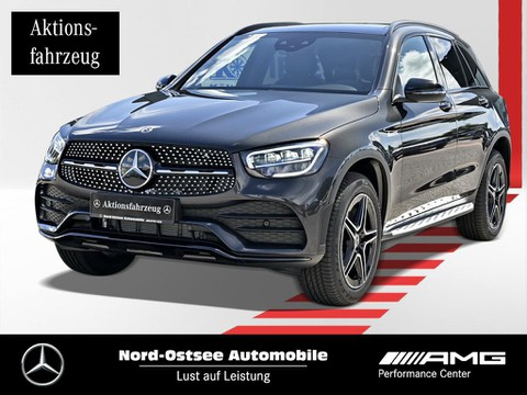 Mercedes-Benz GLC 300 e AMG NIGHT BURMESTER