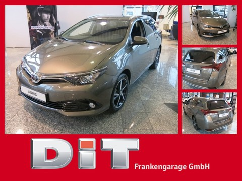 Toyota Auris Touring Sports 1.2 Turbo Edition-S (plus)