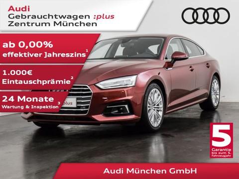 Audi A5 2.0 TFSI qu Sportback sport