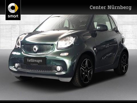 smart ForTwo coupé 66kW prime Sport