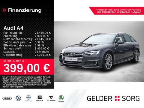 Audi A4 3.0 TDI qu Avant S line VC