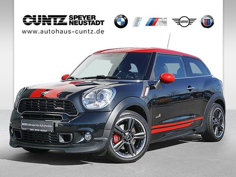 MINI John Cooper Works Paceman ALL4 Wired Chili