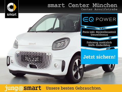 smart ForTwo EQ 60kW passion Exclusive 5000?BAFA