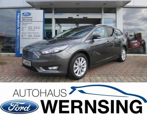 Ford Focus Titanium Businnes 2 &