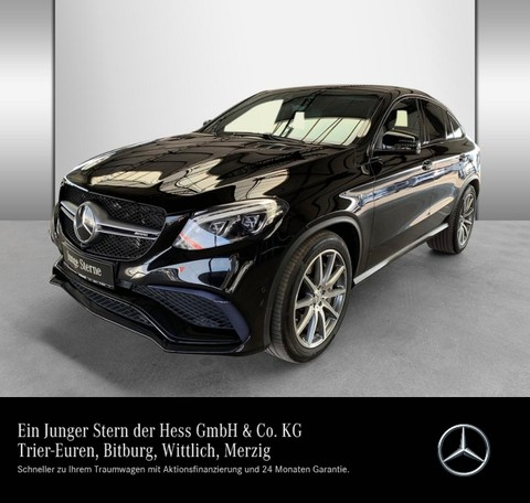 Mercedes-Benz GLE 63 AMG Coupé Night Performance Distro HK