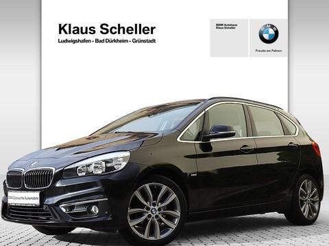 BMW 216 d Active Tourer Luxury Line Automatik
