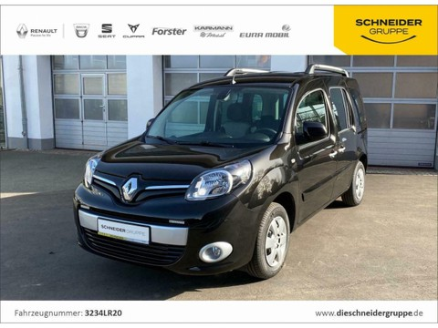 Renault Kangoo Intens Blue dCi 115 - Business