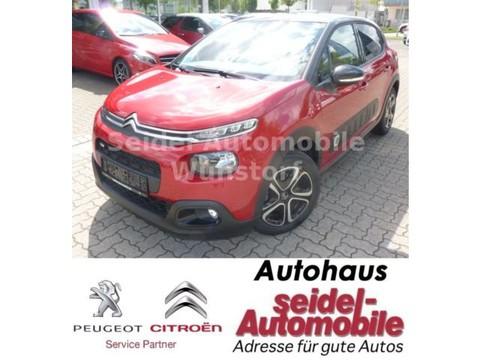 Citroën C3 110 Automatik Shine
