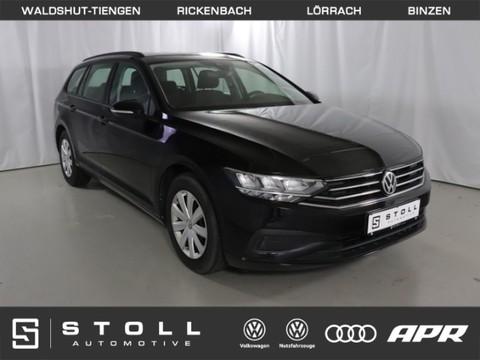 Volkswagen Passat Variant 1.6 TDI Basis Start-Stop-Automatik