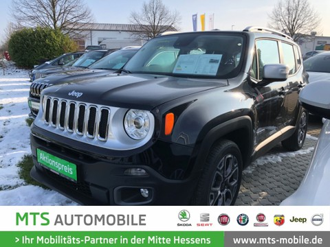 Jeep Renegade 0.5 Limited FWD 103kW UPE 390 Euro