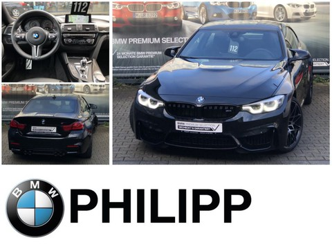 BMW M4 Coupé LEA 799 Surround View h&k Prof