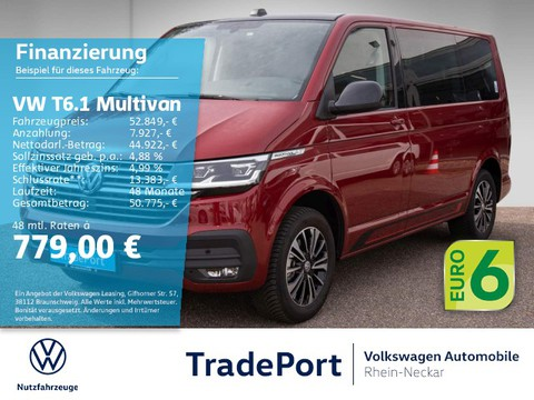 Volkswagen T6 Multivan 2.0 TDI 1 Edition Automatik