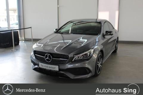 Mercedes CLA 220 AMG Line Night