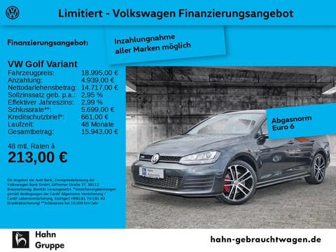 Volkswagen Golf Variant Golf VII GTD