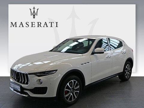 Maserati Levante 19 erw Lederpolster