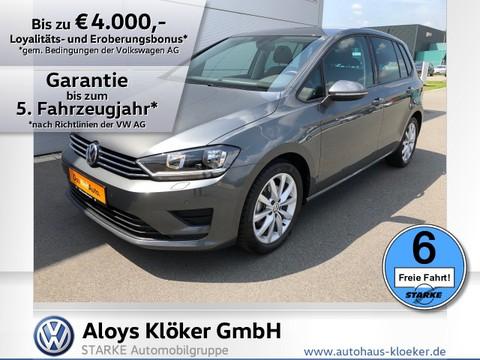 Volkswagen Golf Sportsvan 1.6 TDI Comfortline 17Zoll