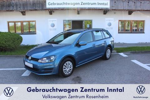 Volkswagen Golf Variant 1.6 TDI Golf VII Trendline (Freisprecheinr )